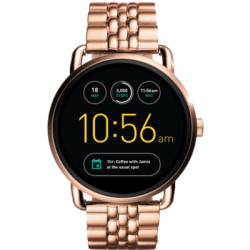 Fossil Q Wander Rose Gold-Tone Stainless (золотой)