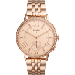 Fossil Q Gazer Rose Gold-Tone Stainless Steel (золотой)